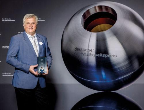 Gewinner des deutschen Nachhaltigkeitspreis